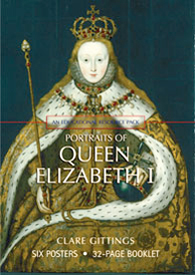 Portraits of Queen Elizabeth I cover