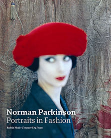 Norman Parkinson: Portraits cover