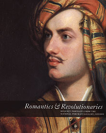 Romantics and Revolutionaries cover