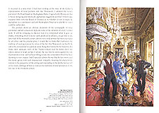 Royal Family interior spread