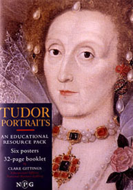 Tudor Portraits Resource Pack cover