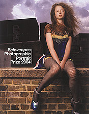 Schweppes Photographic Portrait Prize 2004 cover