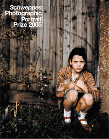 Schweppes Photographic Portrait Prize 2005 cover
