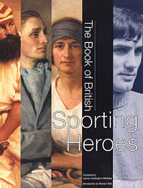 The Book of British Sporting Heroes cover
