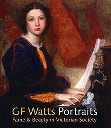 G.F. Watts: Portraits cover