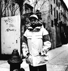 Spike Lee, Brooklyn, NY February 1999 - © Fergus Greer