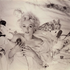 Marilyn Monroe by Cecil Beaton, 1956 - Courtesy Sotheby's
