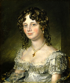 Mary Fisher by John Constable,1816 - © The Fitzwilliam Museum, Cambridge