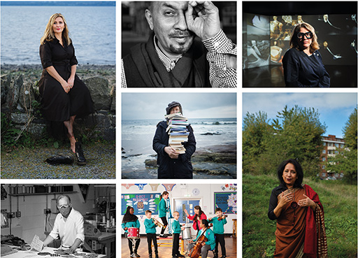 National Lottery's Portraits of the People