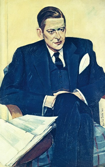 portrait of a lady ts eliot essay Module b: critical study of texts – t s eliot by vanessa bromhead   eliot founded the journal criterion and then joined the publishing house faber and faber.